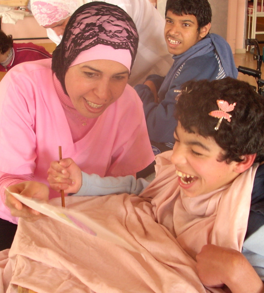 Support for 50 Special Needs Families in Palestine