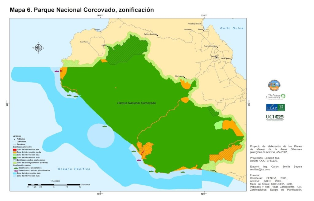 Corcovado National Park Rescue Project!