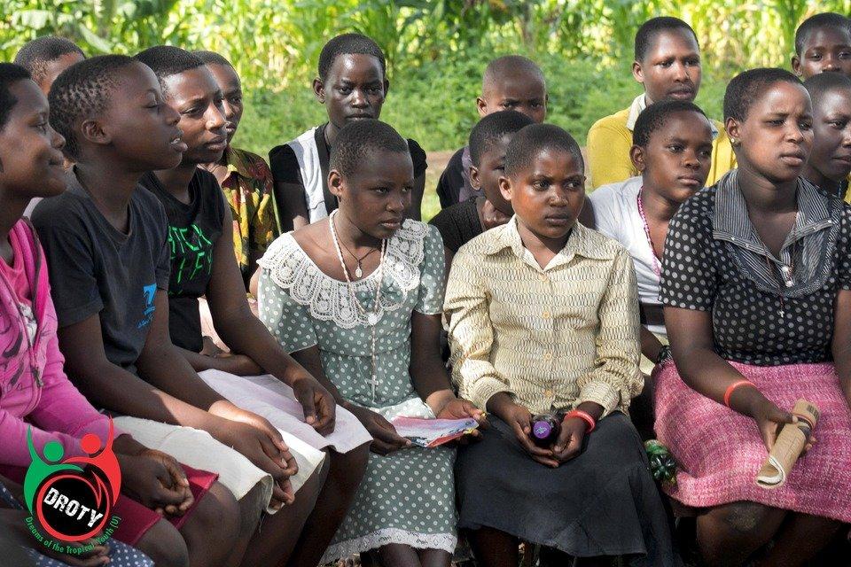 Train 600 Girls in Kyotera on Menstrual Hygiene