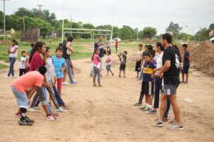Empower Rural Argentinian Children with Rugby
