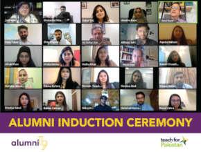 Alumni Induction Ceremony 2021