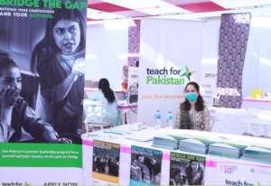Habib University's Career Fair