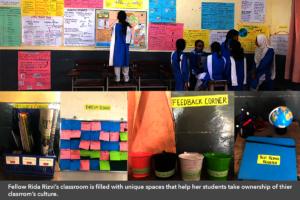 Rida's classroom