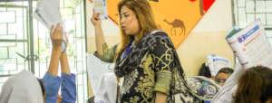 2019 Teaching Fellow Rida Rizvi