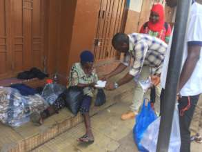 Feeding the mentally ill patients with dignity