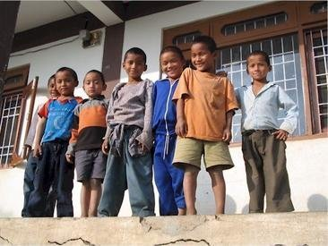 Educating Tibetan Bon Children and Youth