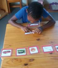 Reading mother tongue at age 5