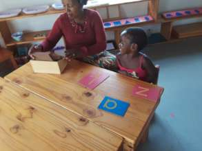 Learning Xhosa sounds