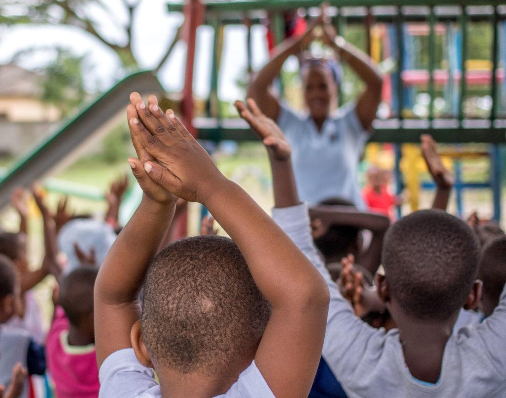 Build A Nursery School In St Lucia