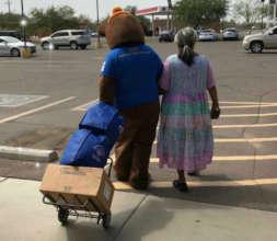 Grandparents Plus: Raising Native Children at Home