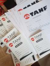 Application forms and pass books ready
