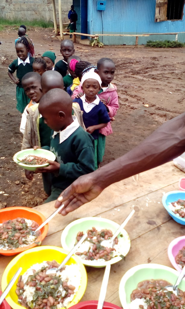 Help Build a Free Primary School in Nairobi Slums