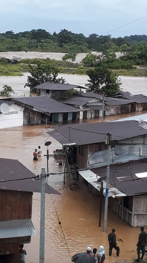 Flood Relief for Families in Sipi, Colombia