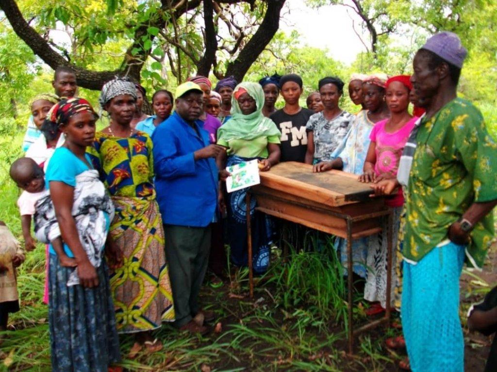 150 Women to Restore Biodiversity in Mole Park