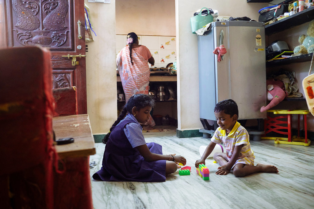 Expanding to Support Mothers in Rural India