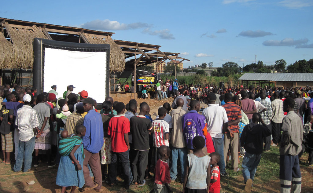 Transform Lives of African Youth by Making Films