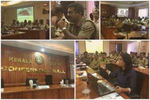 Wildlife Crime Symposium at Kerala Police HQ