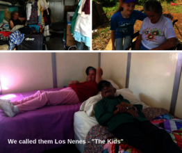 """We called them Los Nenes - """"The Kids"""""""