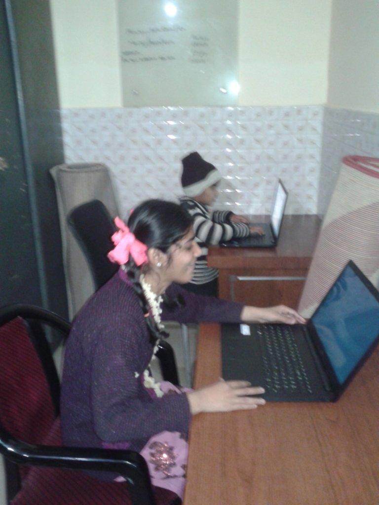 Residential Education for 30 Blind Girls in Delhi