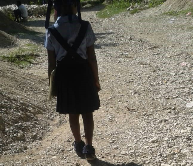 Stepping towards a new School Building