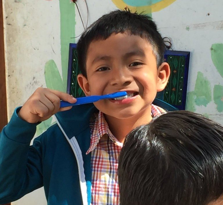 Improving health of 500 Guatemalan school children
