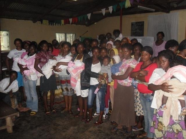 Teen Mother Empowerment in Cameroon