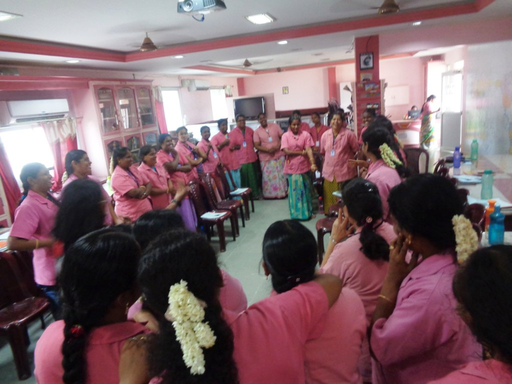 Transformative Art Education in Madurai schools