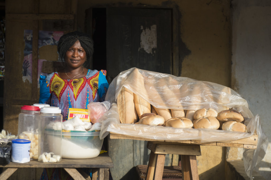 Help 100 women in Sierra Leone escape poverty