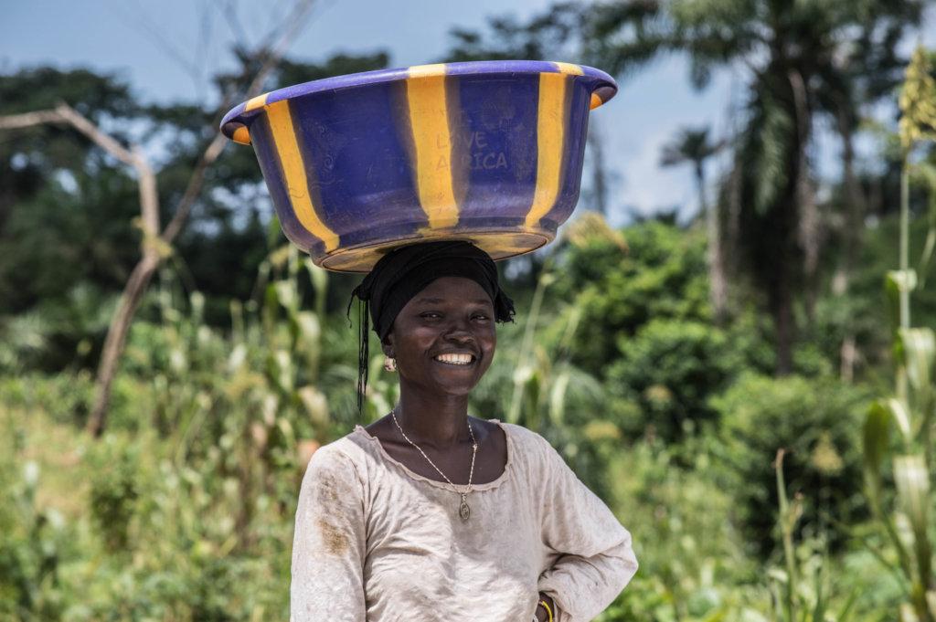 Help 100 women in Sierra Leone escape poverty