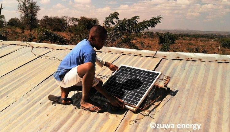 Support Social Entrepreneurs Combat Energy Poverty