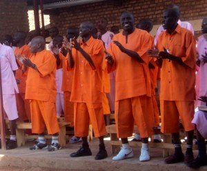Help 450 Rwandan Prisoners to Become Peacebuilders