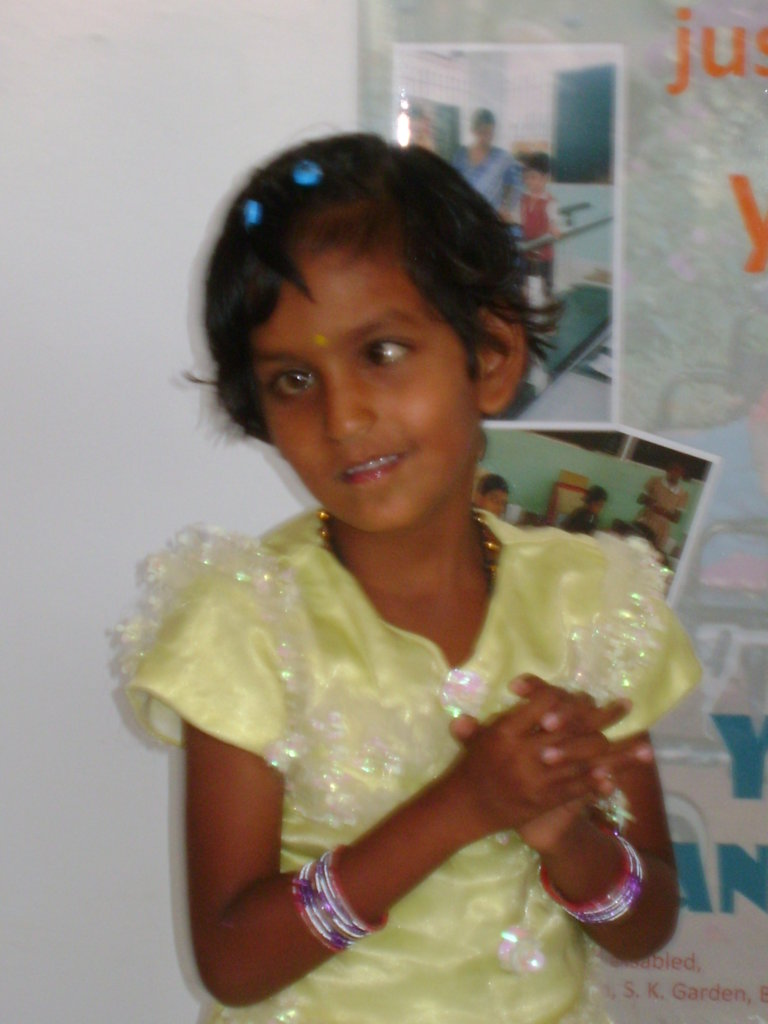 HELP 100 CHILDREN IN INDIA FIGHT CEREBRAL PALSY