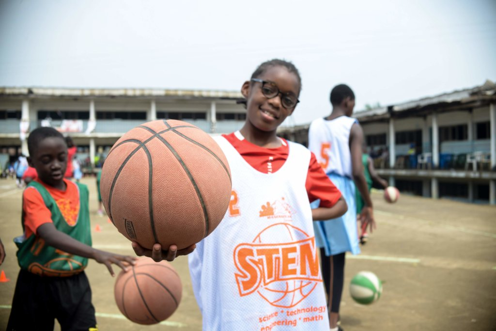 STEM Education through Basketball