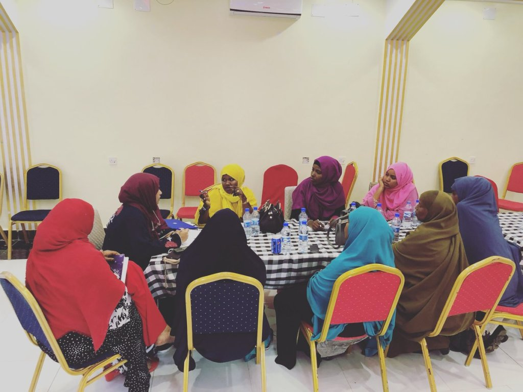 Hidden Figures: Supporting Somali Women for Peace