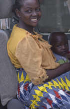 Mama and child