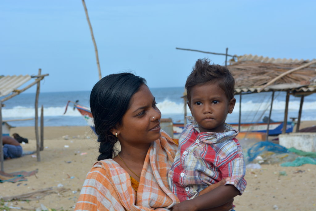 CRADLE - help 125 new & expectant Indian mothers