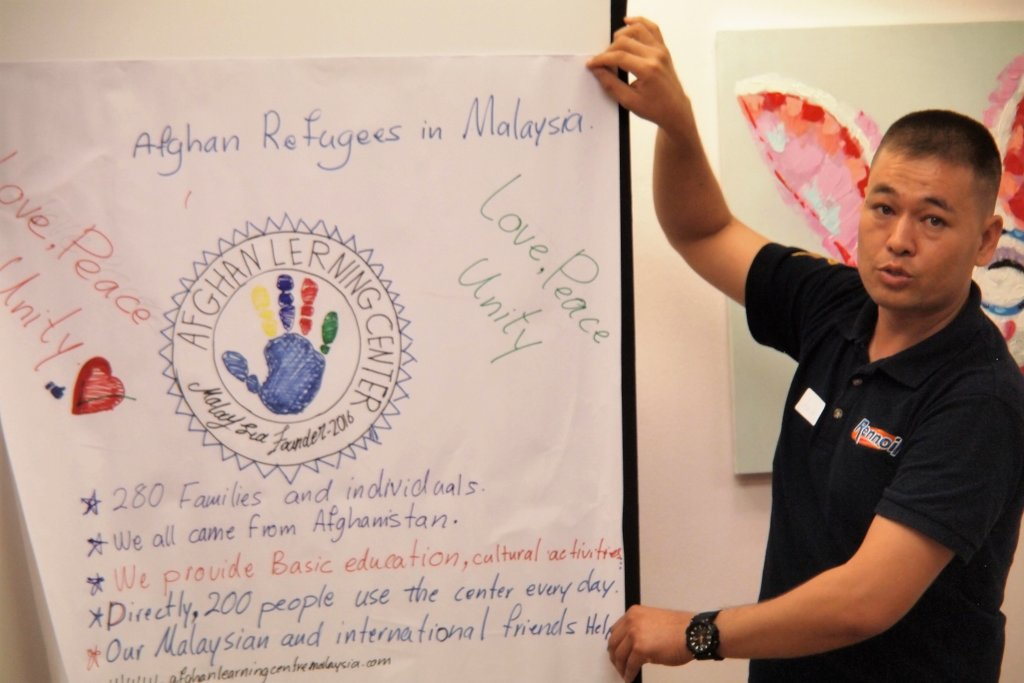 Support Refugee-led Solutions in Malaysia
