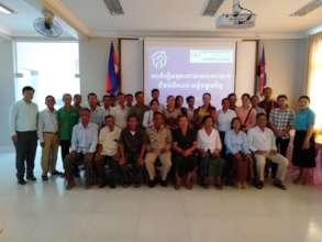 Community leaders join in trauma informed workshop