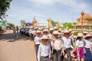 CIF's second campaign (Kompong Chhnang)