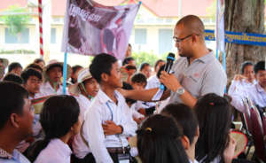 CIF's first campaign (Kandal)