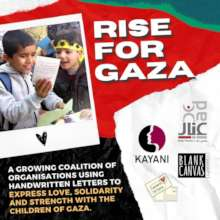 Rise for Gaza
