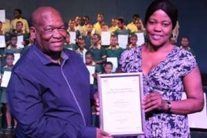 Mr Chris Ndlovhu & Mrs Nonhlanla Majola