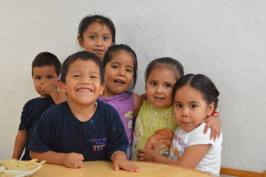Rescue mistreated Mexican kids and create families