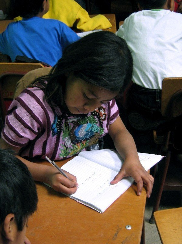 Help Build School Libraries in Rural Guatemala