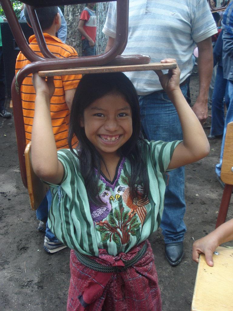Help Build School Libraries in Rural Guatemala