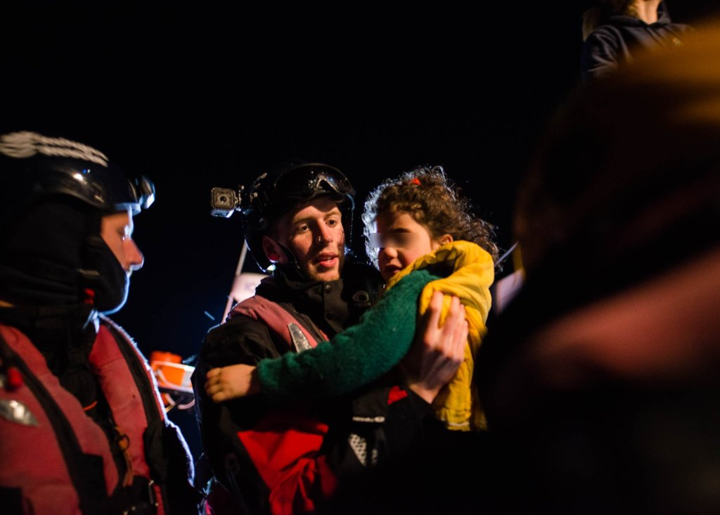 $20K to Rescue Refugees in Peril at Sea in Lesvos