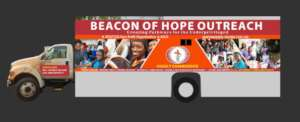 Beacon Of Hope's Mobile Clinic Van