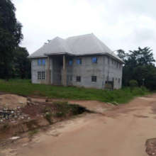UNCOMPLETED HEALTH CENTER TO SERVE 20 COMMUNITIES