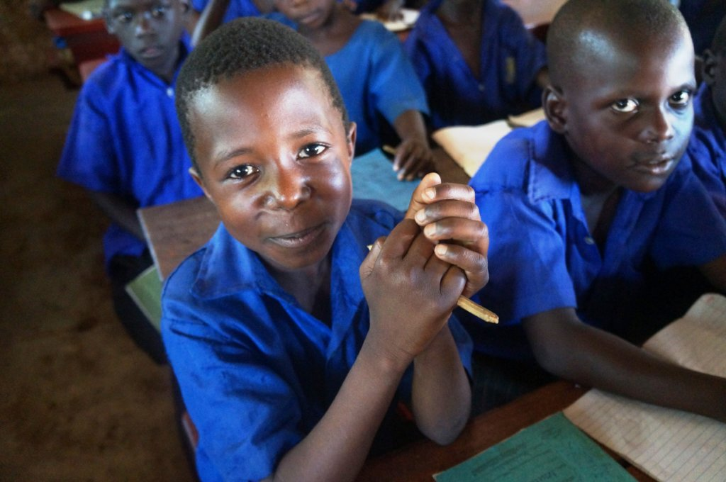 Brick by Brick Classrooms for 471 pupils in Uganda