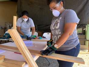 Woodwork for women